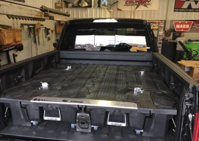 Decked System Install